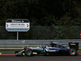 Rosberg holt die Pole - Hamilton startet von ganz hinten