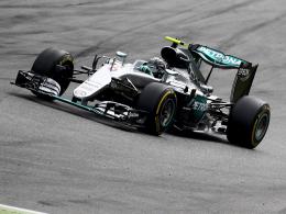 LIVE! Schlägt Hamilton gegen Rosberg zurück?