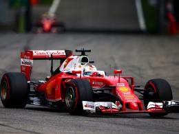 LIVE! Bricht Vettel in die Mercedes-Phalanx ein?