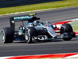 LIVE! Rosberg und Co. auf der Jagd nach der Pole
