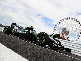 Rosberg diktiert den Suzuka-Auftakt