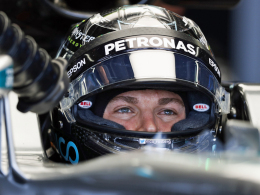 Rosberg vor Ricciardo und Vettel - Hamilton nur 7.