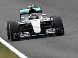9. Sieg - Rosberg hat den Titel vor Augen
