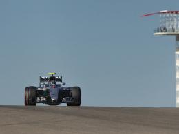 Rosberg Fünfter hinter Hamilton beim Training