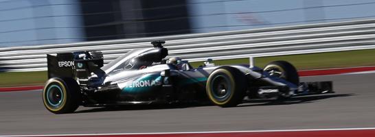 Holte sich die Pole Position in Austin: Lewis Hamilton.
