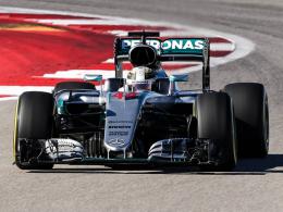LIVE! Hamilton führt - Aus für Räikkönen