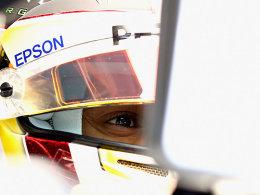 Hamilton hauchdünn vor Vettel - Rosberg 7.