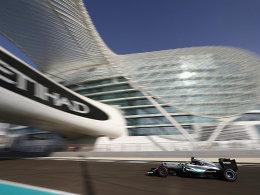 Hamilton geht von der Pole ins Finale