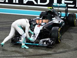 Rosberg krönt sich zum Weltmeister!