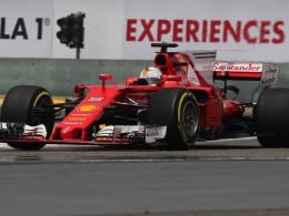 3. Freies Training: Vettel Schnellster im Abschlusstraining