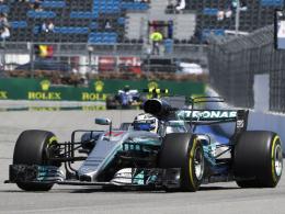 Herzschlagfinale! Bottas schlägt Vettel