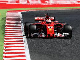 3. Session: Räikkönen und Vettel dominieren