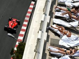 3. Training: Dominator Vettel drückt seine Bestzeit