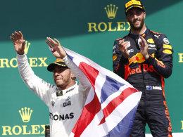 Hamilton schlägt mit Kanada-Sieg zurück - Vettel Vierter