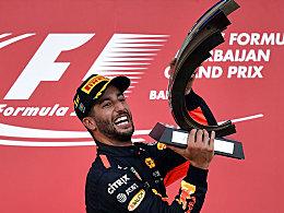 Ricciardo gewinnt verrückten Grand Prix von Aserbaidschan
