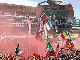 Hamilton triumphiert im Ferrari-Mekka