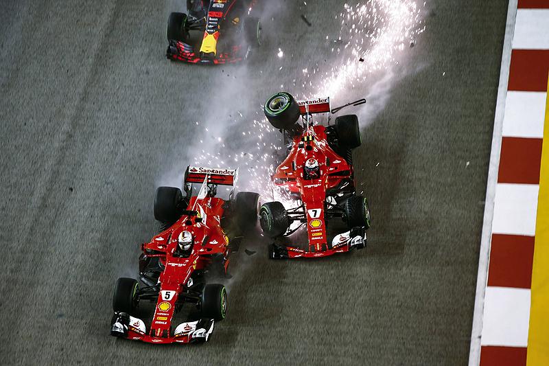 Ferrari-Desaster und Hamilton-Triumph