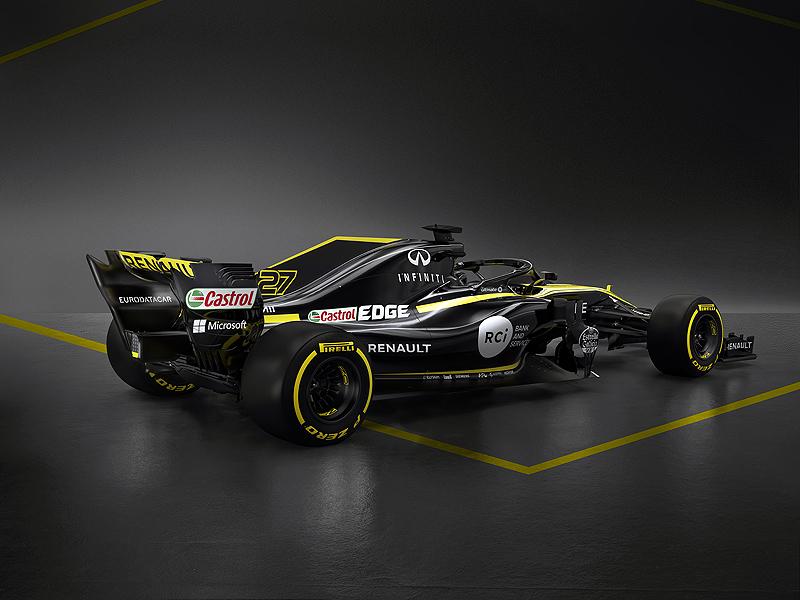 Renault präsentiert den R.S.18
