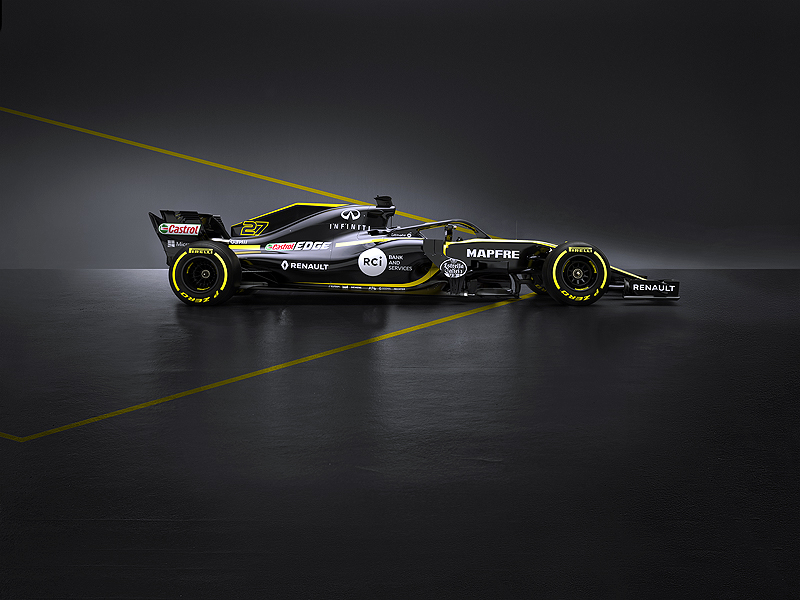 Das sind die neuen Formel-1-Boliden