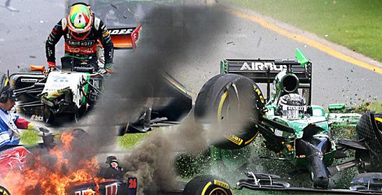 Die Formel 1 ist nach wie vor ein sehr gef�hrlicher Sport.