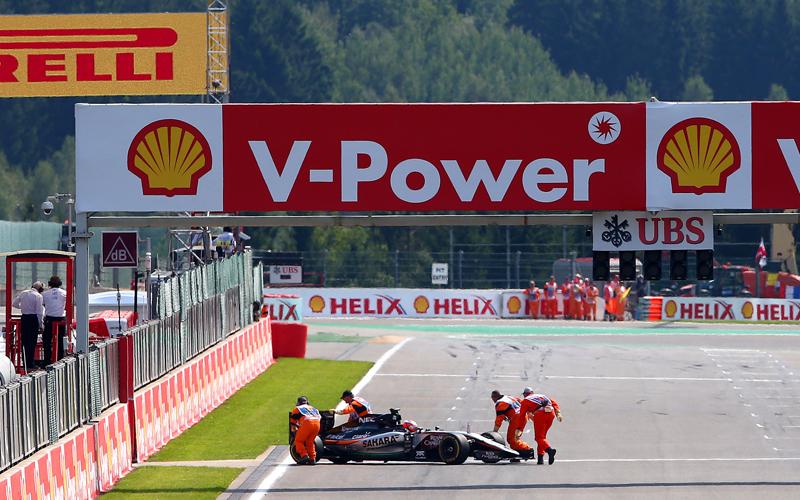 GP von Belgien: Hamiltons Triumph, Vettels Waterloo