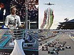 Finale in Abu Dhabi: Rosbergs Abschlussspektakel