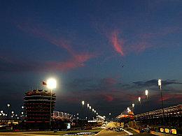 Das Rennen von Bahrain in Bildern