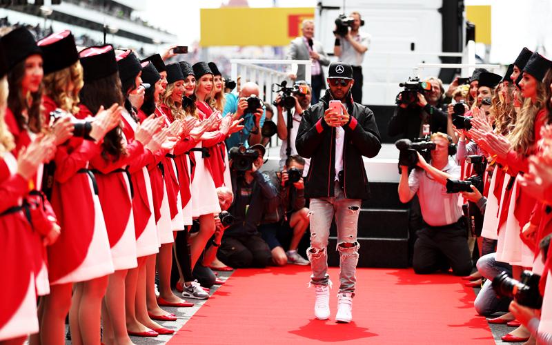 Rosbergs Super-Serie h�lt auch in Sotschi