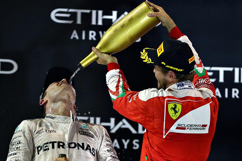 Rosbergs Krönung in Abu Dhabi