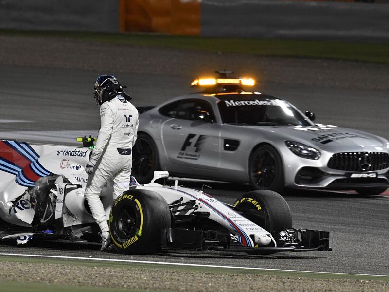 Triumphator Vettel: Die Bilder des Grand Prix von Bahrain