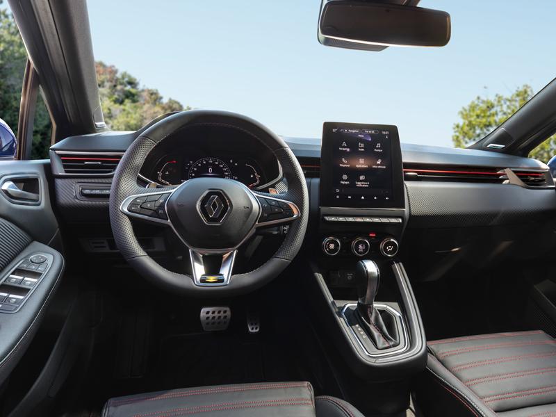Renault Clio Cockpit