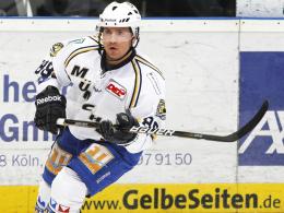 Zurück nach Krefeld: Martin Schymainski verlässt den EHC München.