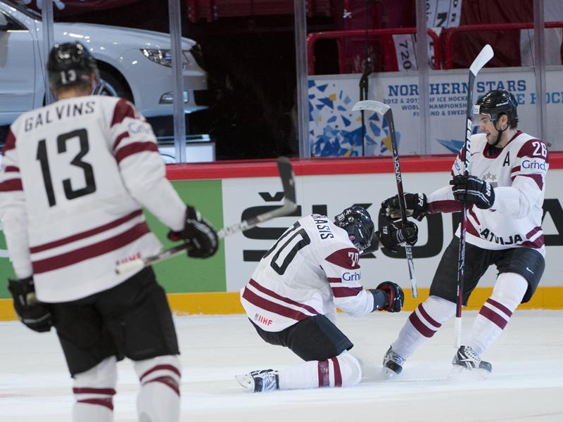 Team Lettland