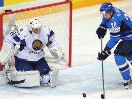 Kasachstan, Finnland, Eishockey-WM 2012