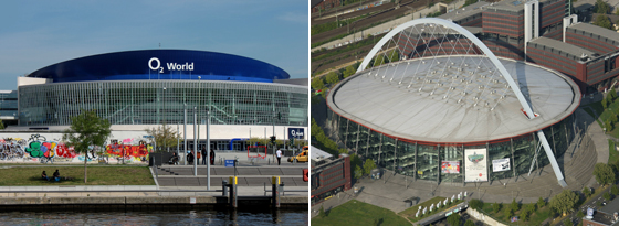 O2 World / Lanxess Arena