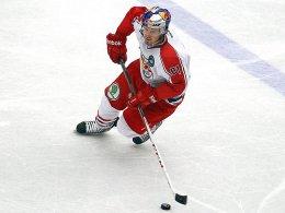 Künftig für Augsburg auf dem Eis: Nick Ross.