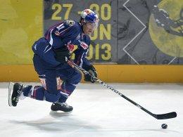 Paul Stastny war gegen Hannover zweimal erfolgreich.