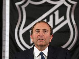 NHL-Chef Gary Bettman