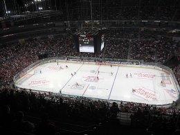 Die Lanxessarena in Köln - möglicherweise WM-Schauplatz im Jahr 2017.