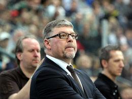 Blickt der WM zuversichtlich entgegen: Bundestrainer Pat Cortina .
