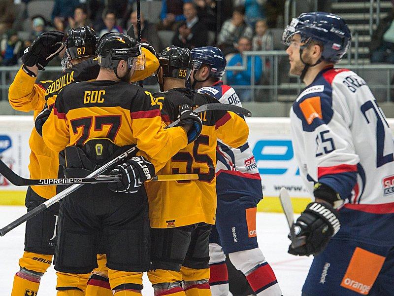 42 Erster Sieg Für Sturm Gegen Slowakei Eishockey Kicker
