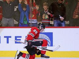 Draisaitls Oilers scheitern an Kane und Crawford