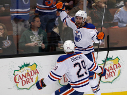 Draisaitl demontiert die Ducks