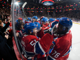 Canadiens-Comeback - viermal Gl�ck in Florida