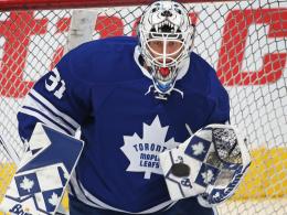 Funkenflug: Sparks mit Shutout beim NHL-Deb�t
