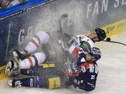 Berlin wieder an der Spitze - Ice Tigers wieder da