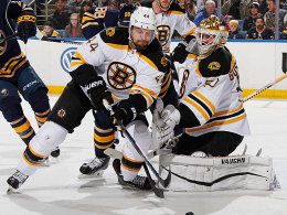 Seidenbergs Bruins siegen in Buffalo - Kane-Hattrick