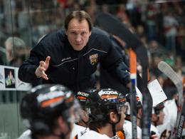 Grizzlys verl�ngern mit Cheftrainer Gross