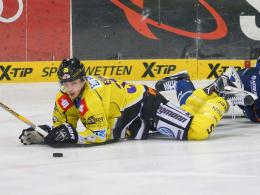 Hexenschuss bei Pinguin Eriksson