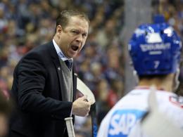 Mannheim feuert Trainer Ireland
